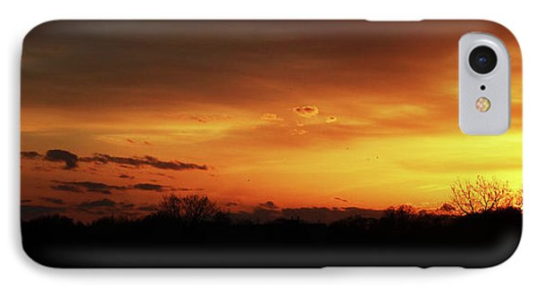 Connecticut Sunset IPhone Case
