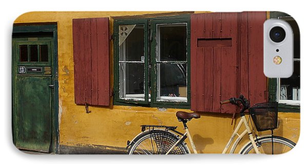 Copenhagen Still Life IPhone Case