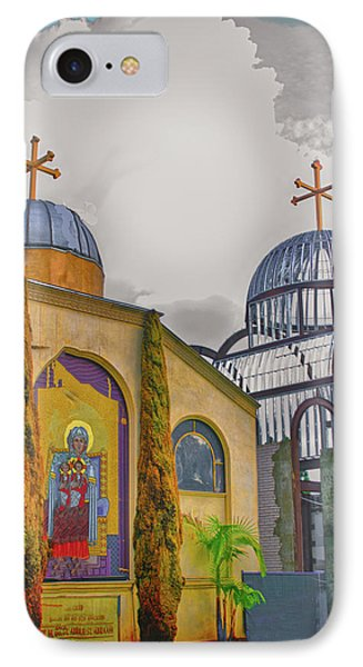 Coptic Church Rebirth IPhone Case