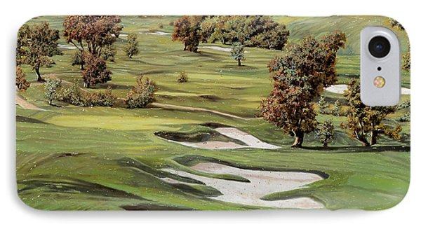 Cordevalle Golf Course IPhone Case
