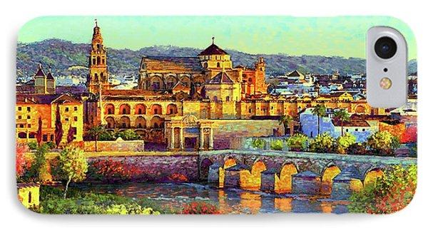 Cordoba Mosque Cathedral Mezquita IPhone Case