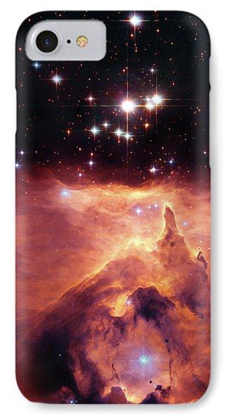 Cosmic Cave IPhone Case