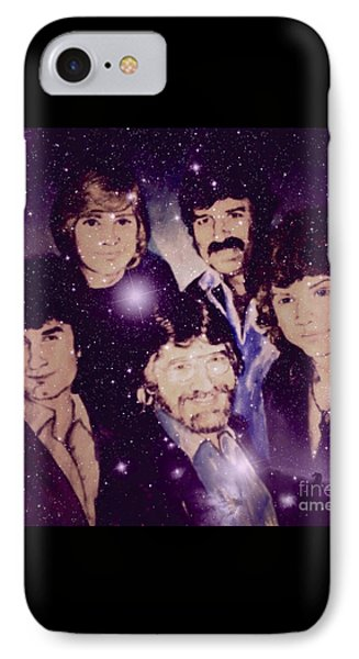 Cosmic Rockers IPhone Case