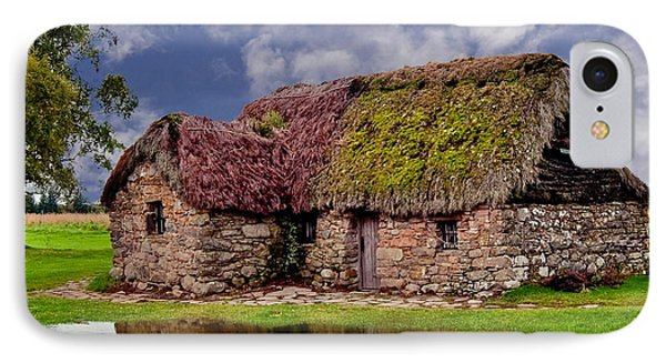 Cottage In The Highlands IPhone Case