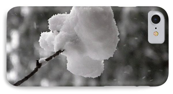 Cotton Snow IPhone Case
