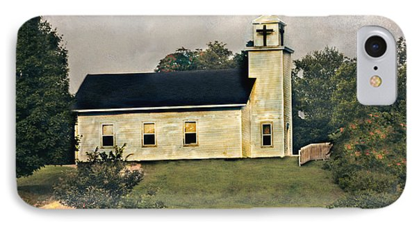 County Chruch IPhone Case