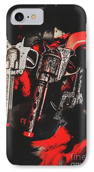 County Slingers  IPhone Case