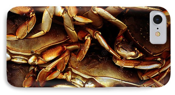 Crabs Awaiting Their Fate IPhone Case