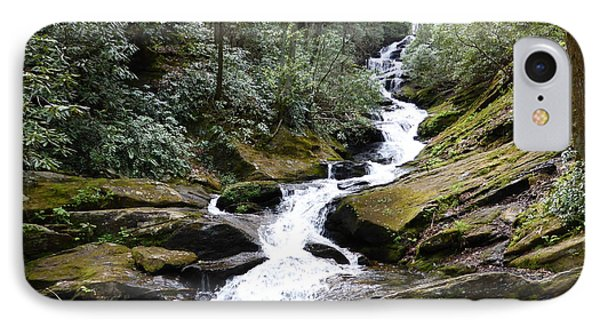 Roaring Fork Falls  - May 2015 IPhone Case