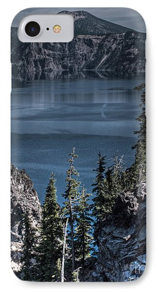 Crater Lake 4 IPhone Case