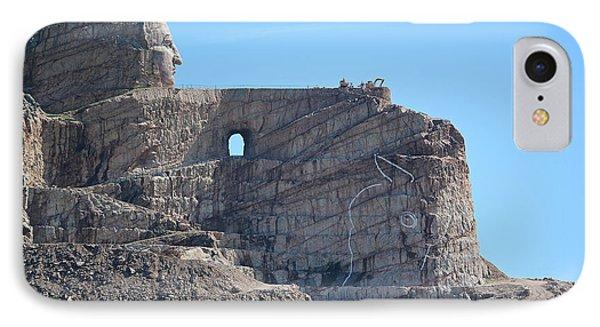 Crazy Horse IPhone Case