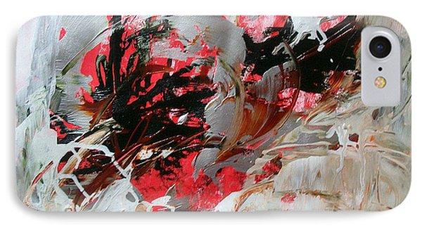 Crimson Lake  IPhone Case