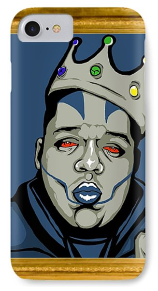 Crooklyn's Finest IPhone Case