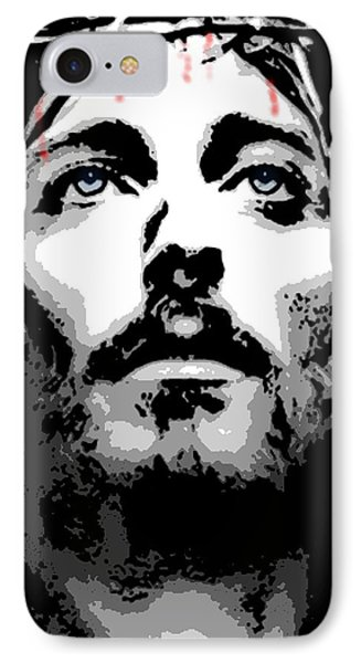 Crown Of Thorns IPhone Case