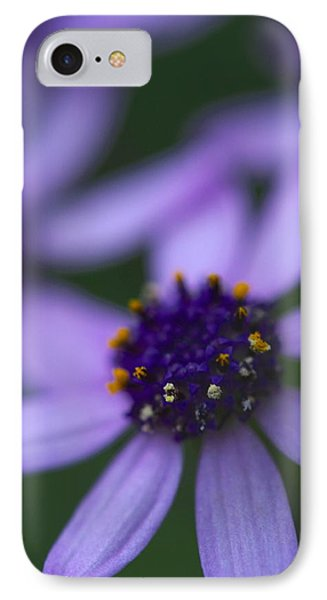 Crowned With Purple IPhone Case