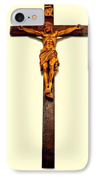 Crucifix IPhone Case