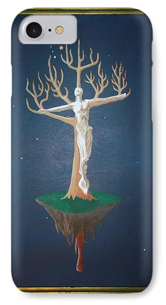 Crucifix IPhone Case