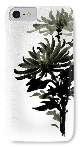 Crysanthemums IPhone Case