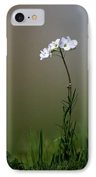 Cuckoo Flower IPhone Case