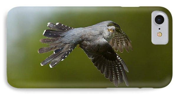 Cuckoo Flying IPhone Case