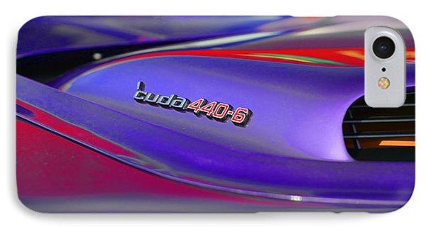 'cuda 440-6 IPhone Case