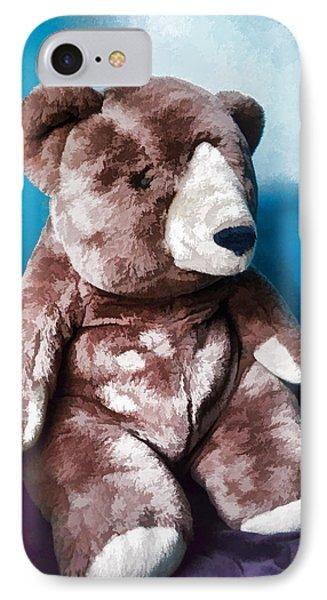 Cuddly Teddy...stuffed Animal IPhone Case