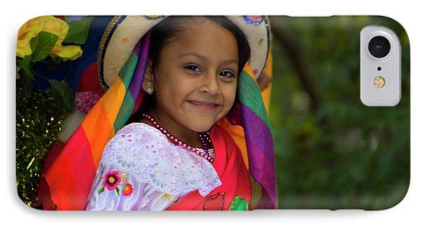 Cuenca Kids 865 IPhone Case