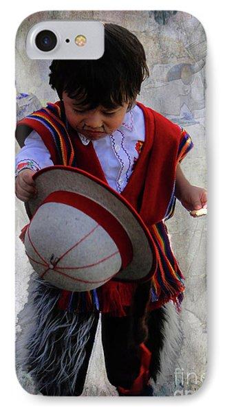 Cuenca Kids 944 IPhone Case