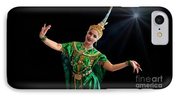 Cultural Thai Dance IPhone Case