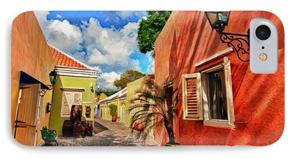 Curacao Colours IPhone Case