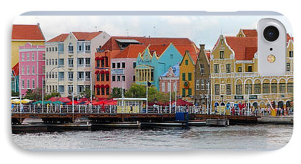 Curacao Willemstad Panorama IPhone Case