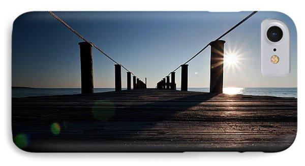 Currituck Sunset IPhone Case