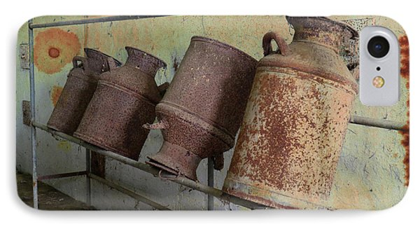Dairy Farm Relics IPhone Case