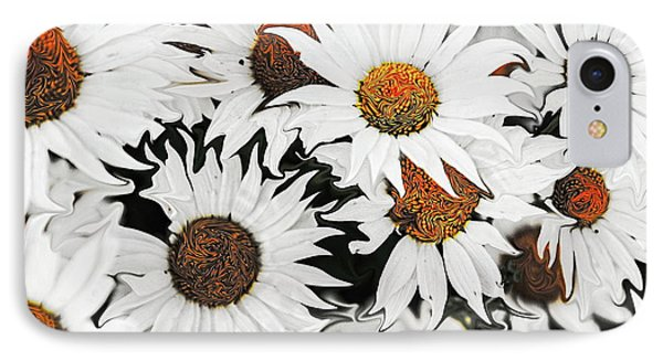 Daisy With A Twist IPhone Case