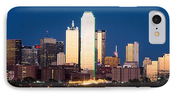 Dallas Golden Pano IPhone Case