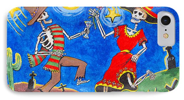 Dance Of The Dead IPhone Case