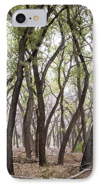 Dance Of The Trees IPhone Case