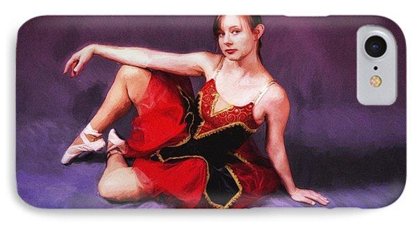 Dancer No. 6  ... IPhone Case