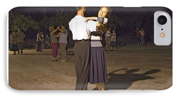 Dancing Couple IPhone Case