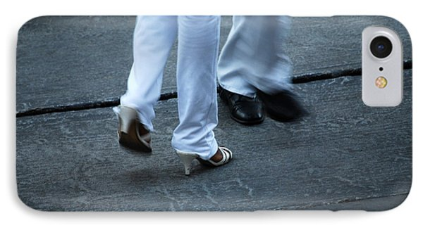 Dancing Feet At The Dominican Republic Son Party Number One IPhone Case