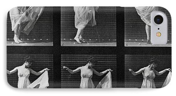 Dancing Woman IPhone Case