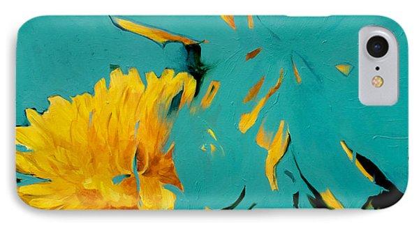 Dandelion Summer IPhone Case