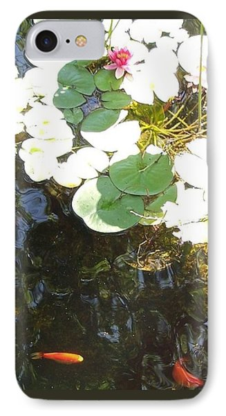 Dappled Tranquility  IPhone Case