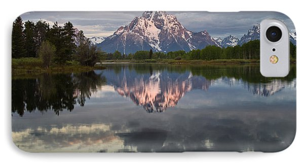 Dawn At Oxbow Bend IPhone Case