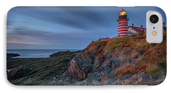 Dawn At West Quoddy Head IPhone Case