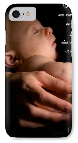 Days Ordained IPhone Case
