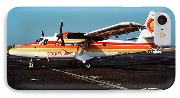 De Havilland Canada Dhc-6 Twin Otter, N64150 IPhone Case
