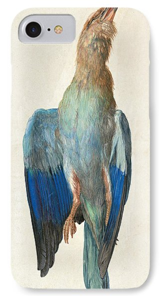 Dead Blue Roller IPhone Case