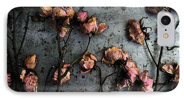 Dead Roses 5 IPhone Case