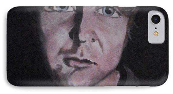 Dean Ambrose Portrait IPhone Case